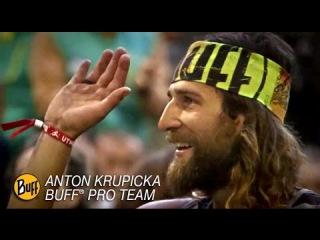 Anton (Tony) Krupicka UTMB® 2014 - BUFF® PRO TEAM