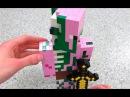 LEGO Zombie Pigman Minecraft