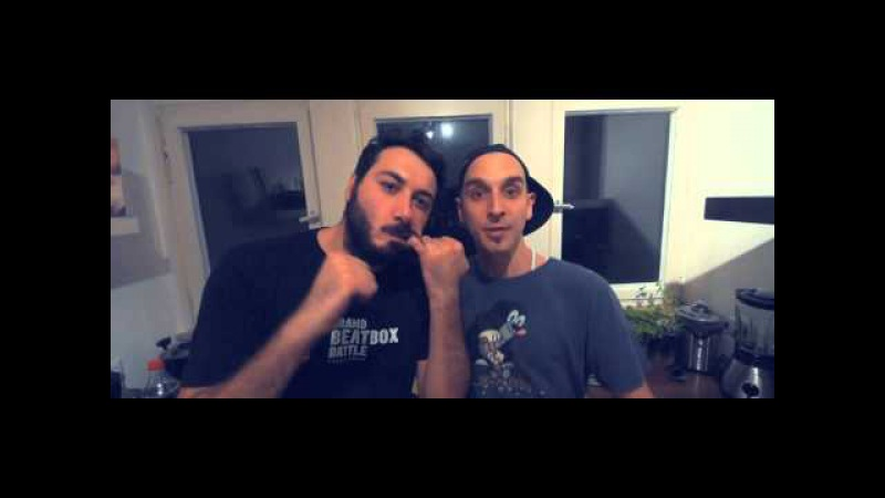 Mando and Doeme Real DB Flow Beatbox