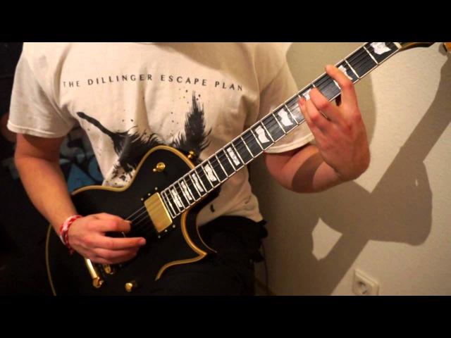 Король и Шут Исповедь Вампира guitar cover
