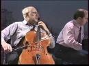 Shostakovich Cello Sonata Emile Naoumoff with Mstislav Rostropovich