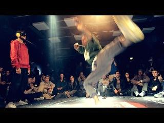 SNU DEE DEEROCKZ vs MIRACLE DEEROCKZ Hip Hop Freestyle Dance Battle | SnootyBro Video