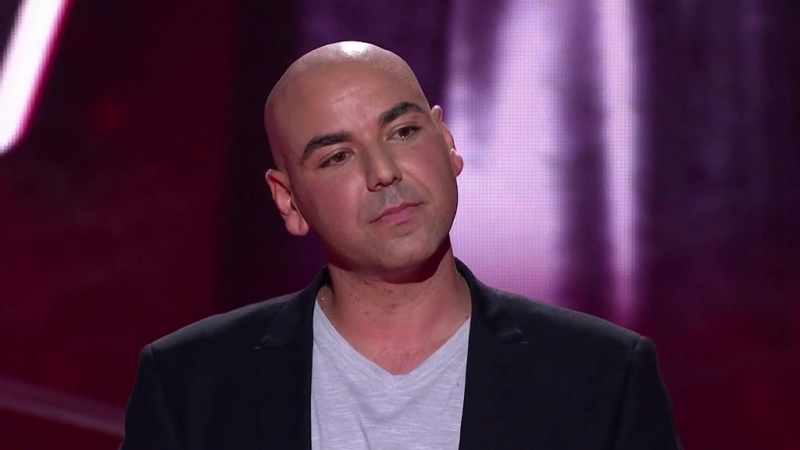 Sam Rabbone All Of Me The Voice Australia 2015