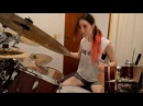 Arch Enemy We Will Rise Drum Cover (by Nea Batera)