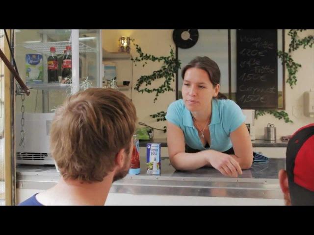 FRITTEN ZUM MITTAG Kurzfilm Komödie - FRY NOON german comedy short (ENGLISH and GERMAN subtitles)