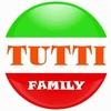 TUTTI family, мебель и декор