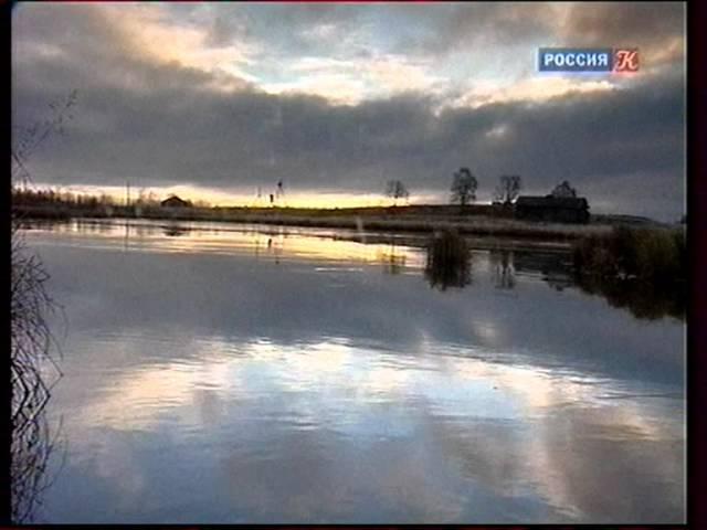 Село Ворзогоры Архангельской области.