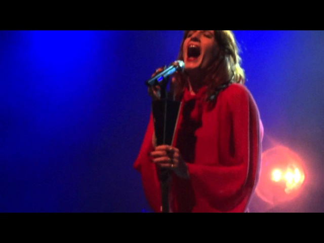 Florence The Machine - Seven Devils - Live @ KC's Midland Theater 12/5/2011