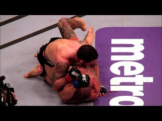 Fight Motion: The hardest hits from UFC Austin in super slow-motion