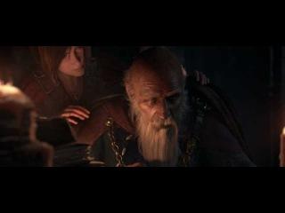 Diablo III - Exclusive VGA 2011 cinematic trailer [HD] - Release date added