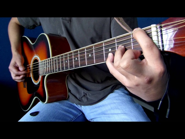 28 Weeks Later Theme on acoustic guitar Re do