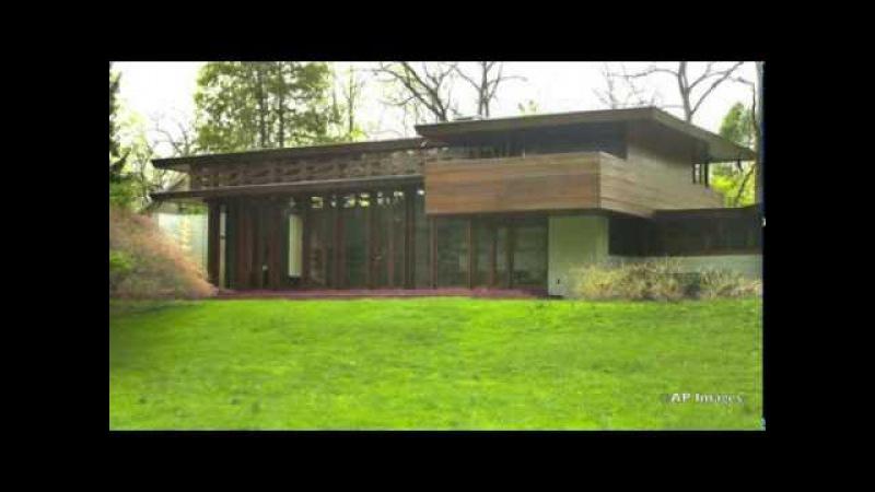 Фрэнк Ллойд Райт один из самых знаменитых архитекторов Америки