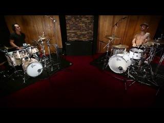 Gretsch Drums - Jazz vs Metal 2 - avec Pierre Belleville & Davy Honnet