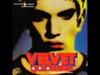 Jonathan Rhys Meyers singing Babys on Fire - Velvet Goldmine