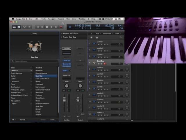 Небольшой обзор на M Audio Axiom 49 Mark II 2gen