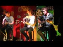 Bon Giovi You give love a bad name LIVE acoustic in Astrakhan Harat's Pub