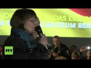 Выступление Михаила Горбачева на форуме в честь 25-й годовщины падения Берлинской стены