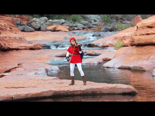 Gerudo Valley from Zelda OoT Violin Cover Taylor Davis
