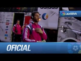 Sergio Ramos vuelve a La Liga tras su lesión