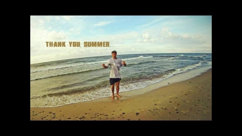 Thank you, summer..| Erovikov Vlad