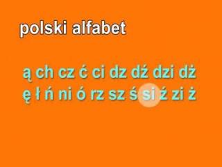 Polish Pronunciation Guide Unit 1