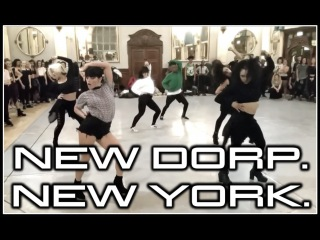 New Dorp. New York. at Urdang Academy London - @brianfriedman Choreography
