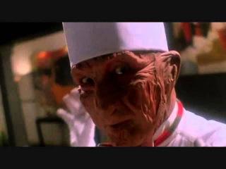 Freddy Krueger - bon appetit