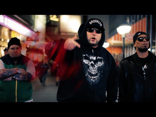 NECRO TAKE HIPHOP BACK ft VINNIE PAZ IMMORTAL TECHNIQUE OFFICIAL VIDEO Underground Hip Hop