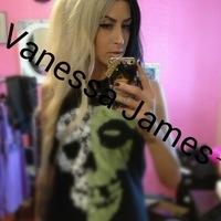 Ванесса Джеймс