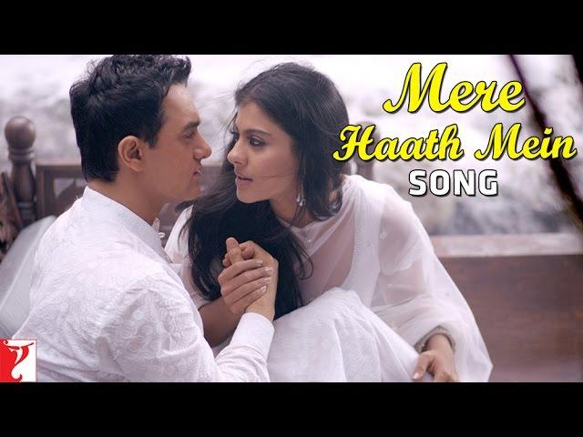 Mere Haath Mein Song Fanaa Aamir Khan Kajol Sonu Nigam Sunidhi Chauhan