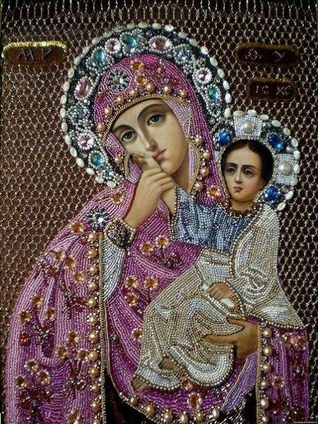 янтовская мария иконы казанской фото почетный строитель