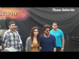 Shahrukh Khan, Hrithik Roshan, Alia Bhatt, Jacqueline Fernanadis Special Shoot Mehboob Studio 2016