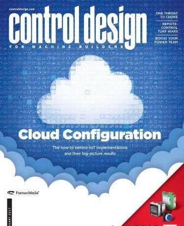 Control Design - January 2017 Control Design