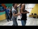 Бразильский зук АфроЛатино Академия Lucy Alex