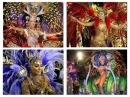 КАРНАВАЛ В РИО-ДЕ-ЖАНЕЙРО Carnival in Rio de Janeiro - Brazilian