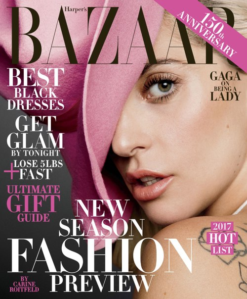 Harpers Bazaar USA December 2016 January 2017