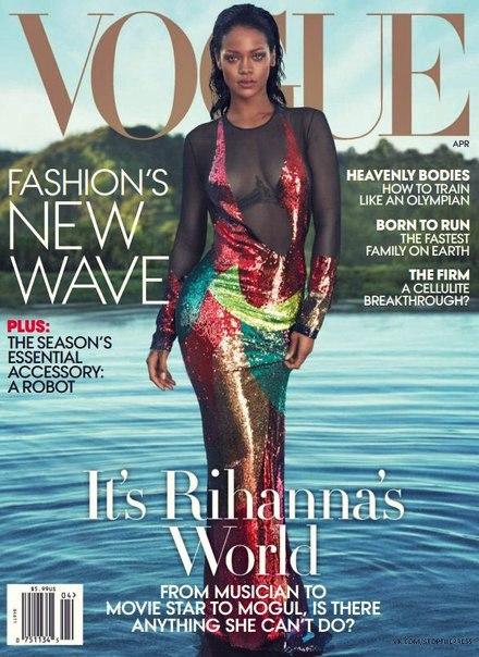 Vogue USA - April 2016
