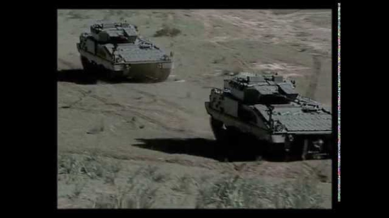 General Dynamics Future Rapid Effects System Specialist Vehicles FRES SV 480p