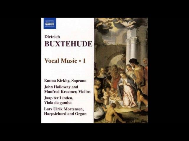 Dieterich Buxtehude BuxWV 76 Klag Lied