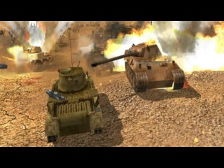 Невероятно Красивая Стратегия для 2000-х про Войну ! Codename Panzers Phase One