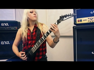 Metallica - enter sandman (guitar cover)