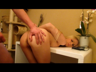 #pron 2511 lucy-cat gefesselt und brutal anal benutzt !