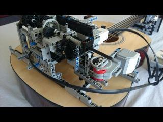 Lego Guitar Robot: A Closer Look