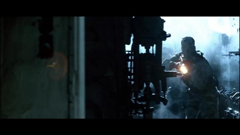 Отрывок из фильма Скала 1996
