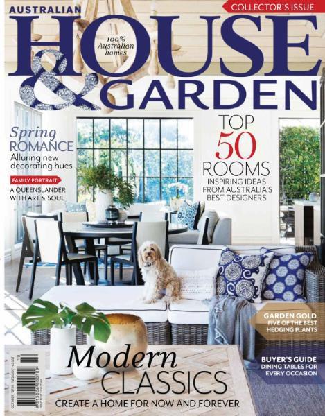 Australian House & Garden - October 2016