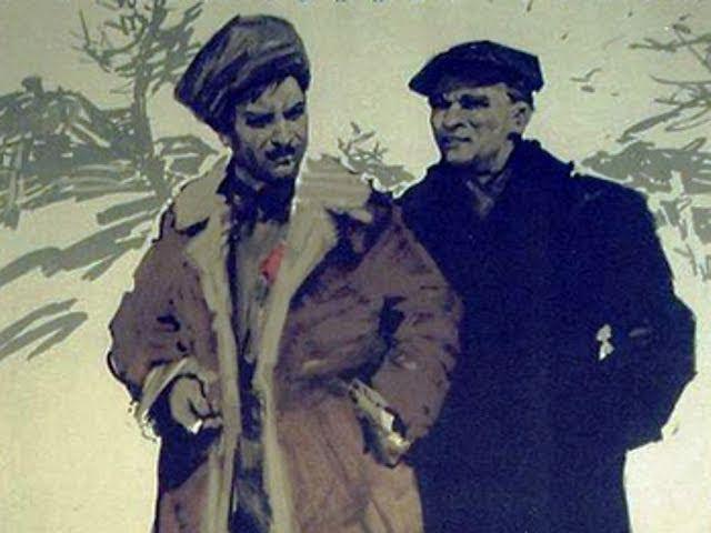 Поднятая целина 3 серия 3 советский фильм драма 1961 год