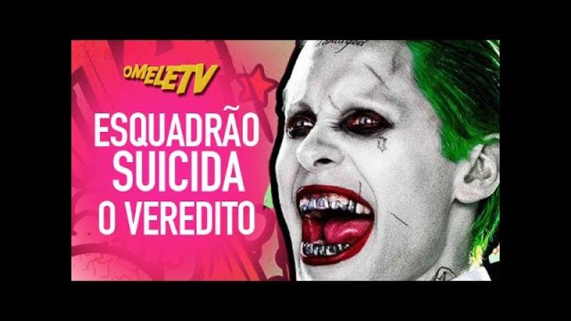 Esquadrão Suicida O Veredito OmeleTV