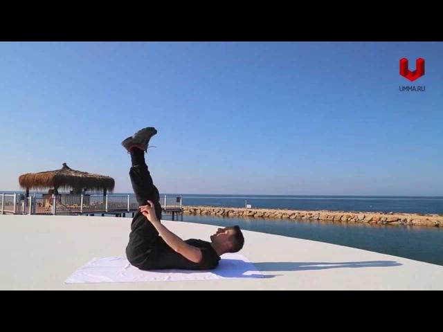 Подборка упражнений для спины от Шамиля Аляутдинова (2014)