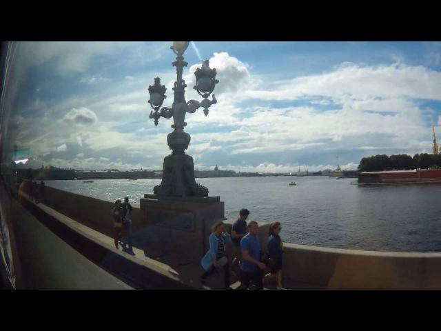Санкт Петербург Обзорная экскурсия из автобуса Saint Petersburg