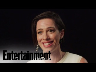 Christine: Rebecca Hall On The Role Of Her Character, Making The Film & More | Entertainment Weekly